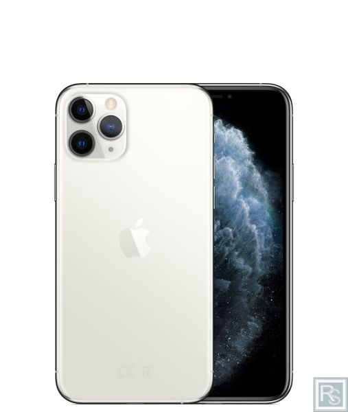 Apple iPhone 11 Pro silber 512GB ohne Vertrag leasen