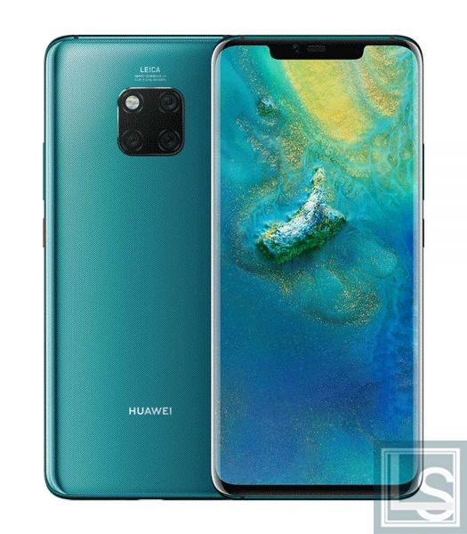 Huawei Mate 20 Pro 128GB emerald green ohne Vertrag leasen