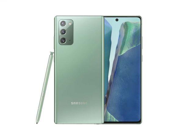Samsung Galaxy Note20 4G 256GB Mystic Green