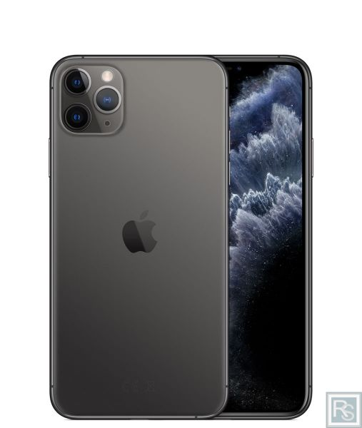 Apple iPhone 11 Pro Max space grau 64GB ohne Vertrag leasen