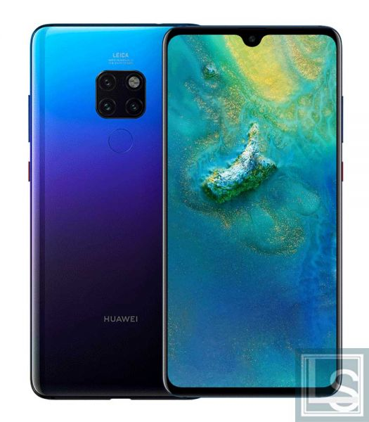 Huawei Mate 20 Pro 128GB black ohne Vertrag leasen