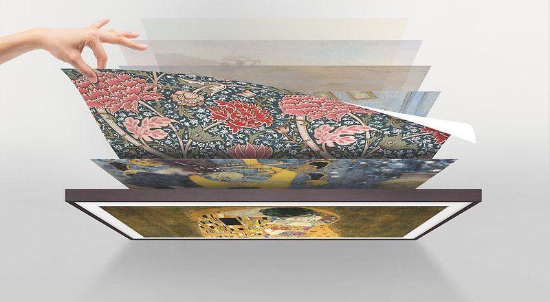 Samsung DesignTV: The Frame und Lifestyle TV