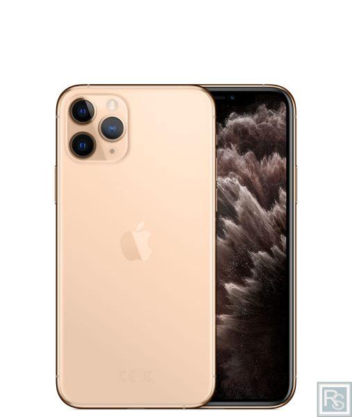 Apple iPhone 11 Pro gold 256GB ohne Vertrag mit Ratenkauf finanzieren
