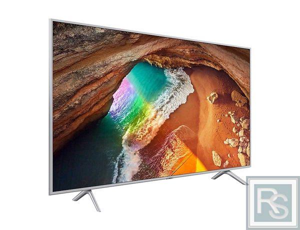 Samsung GQ55Q64R 4K QLED TV finanzieren mit Ratenkauf