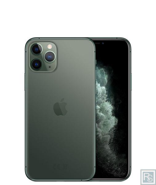 Apple iPhone 11 Pro nachtgrün 512GB ohne Vertrag mit Ratenkauf finanzieren