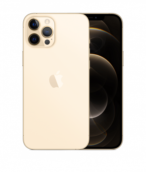 iPhone 12 Pro Max 5G 128GB Gold | Leasing
