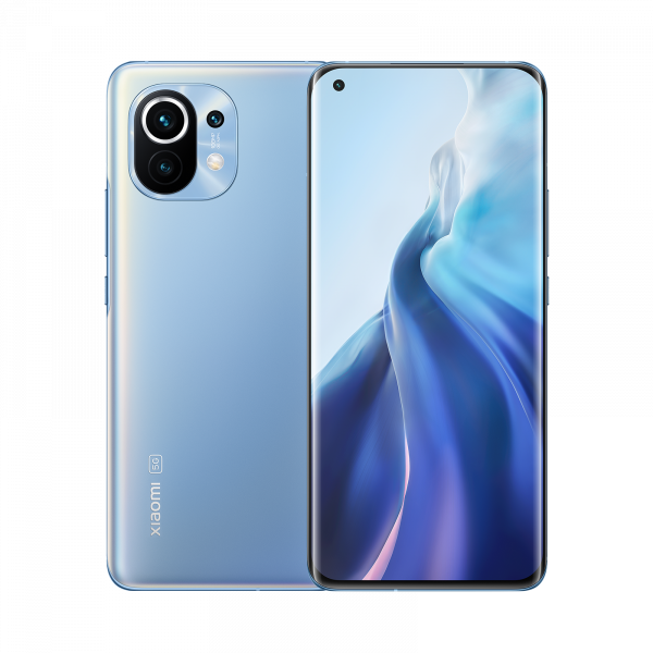 Xiaomi Mi 11 5G 256GB Horizon Blue | Ratenkauf