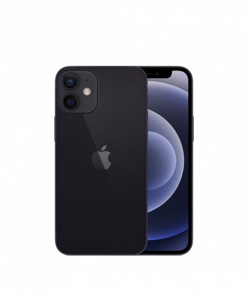 iPhone 12 Mini 5G 64GB Schwarz | Leasing
