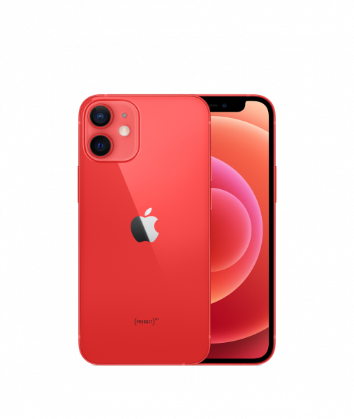 iPhone 12 Mini 5G 64GB Product Red | Leasing